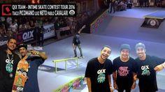 QIX Team no InTime Skate Contest 2016 – QixTV: Source: QixTV