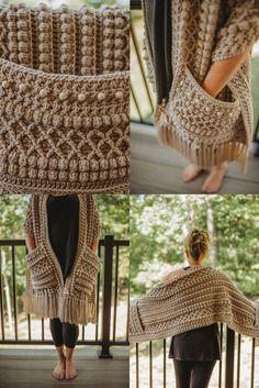 Crochet Shell Stitch, Crochet Cap, Crochet Collar, Crochet Scarves, Crochet Shawl, Crochet Clothes, Crochet Beanie, Crochet Vests, Crochet Basket Pattern