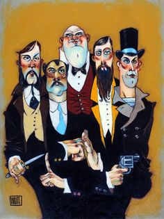 Band of Thugs 25
