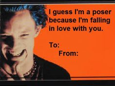 punk valentines song