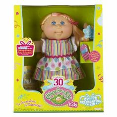 Cabbage Patch Kids Doll.
