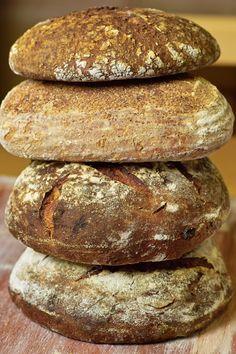 Dutch Regale's Finnish Rye Bread - Финский ржаной хлеб из булочной в Техасе: nelly_z