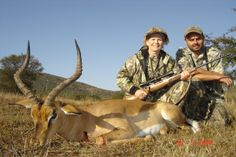 """""""We offer excellent trophy hunts all year round on a wide variety of plains game species at the ranch. Any species, including the big five (not available on the ranch) is taken on concession land."""" Shame!"""