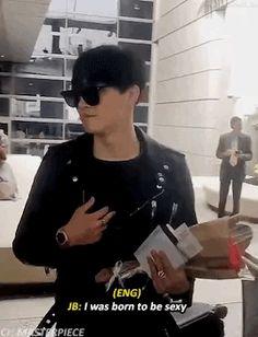 Jesus Christ Im Jaebum Jaebum Got7, Yugyeom, Human Size Teddy Bear, Got7 Meme, Come & Get It, I Just Said, Got7 Jb, Just Friends, Jinyoung