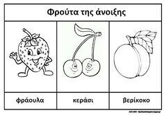 Learn Greek, Preschool Education, Early Childhood, Comics, Learning, Blog, Kids, Spring, Game