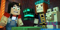 Minecraft: Story Mode geht in die zweite Staffel.