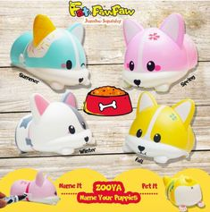 FatPawPaw Jumbo Corgi Zooya Puppy Dog Squishy Squishies sold by The Kawaii Hut. Shop more products from The Kawaii Hut on Storenvy, the home of independent small businesses all over the world. Jumbo Squishies, Cute Squishies, Cute Puppies, Dogs And Puppies, Corgi Puppies, Ibloom Squishies, Balle Anti Stress, Cute Stationary, Pool Accessories