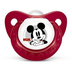Mickey Silicone Soothers Sz1 & Sz2 ❤ liked on Polyvore featuring baby