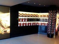 """""""Casa do Destilado"""", primeira loja da Diageo no Brasil"""