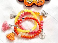 SALEYOGA BRACELET  2015 spring style-Buddha bracelet by Nezihe1