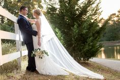 #JourneytoJohn , real wedding, southern wedding, little river farms, blanca veils, Monique lhuillier, intrigue gown,