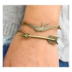 The Hunger Games Katniss Bow bracelet and Mockingjay    waaaaant