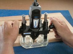 Dremel 335-01 Plunge Router Attachment - Power Rotary Tool Accessories - AmazonSmile