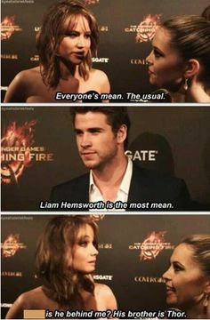 This is why we (girls) like Jennifer Lawrence.
