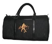 ELVIS PRESLEY EMBROIDERY DUFFLE - FREE SHIPPING $40.00