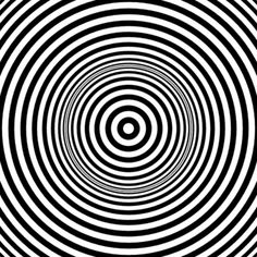 Dizzy Illusion - stare at this for 30 seconds, then look at your hand. weird!!! click on this so you can actually do it.