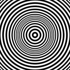 Mira al centro durante 30 segundos y mira al teclado