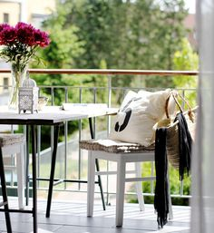 Un joli balcon