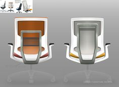 Office Furniture Design, Chair Design, Office Set, Office Chairs, Gaming Chair, My Design, Sketch, Home Decor, Desk