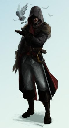 New Assassin (Assassin's Creed: Unity)