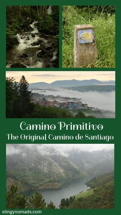 The Camino Primitivo - detailed guide & walking stages - Stingy Nomads Travel Tips For Europe, Backpacking Europe, Budget Travel, Amazing Destinations, Travel Destinations, Italy Honeymoon, Hiking Essentials, Continental Divide, The Camino