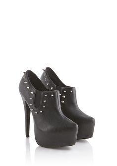 Shop the latest women's footwear fashion at & Reckless and keep your style game strong with the freshest threads landing daily. Studded Ankle Boots, Fashion Shoes, Peep Toe, Oxford Shoes, Footwear, Flats, Heels, Shopping, Style