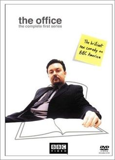the office / original 2001 uk version / starred ricky gervais / very funny, started watching this on adult swim