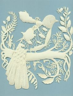 Cut paper - stunning by natalie