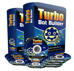 Turbo Bot Builder | Sales Page
