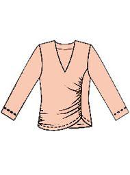 Gratis patronen van de kleding van vrouwen in een formaat pdf »Page 3