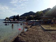 Pláž Perama - ostrov Korfu