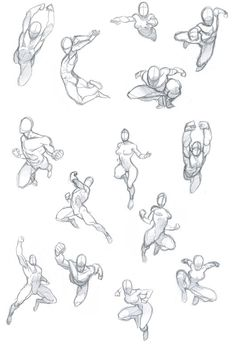 40 trendy drawing poses action artworksYou can find Action poses and more on our trendy drawing poses action artworks Human Anatomy Drawing, Human Figure Drawing, Figure Sketching, Figure Drawing Reference, Gesture Drawing, Drawing Poses, Anatomy Male, Drawing Tips, Action Pose Reference