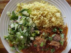 Broiled Hibiscus, dry heat. : indian-style meatballs in masala sauce