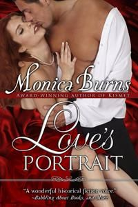 'Love's Portrait' by Monica Burns is also available for sale on All Romance Ebooks, Kobo (http://www.kobobooks.com/ebook/Loves-Portrait/book-ncX1dxGPQEWdTeIG40kLOQ/page1.html?s=f03vpXeQpE6v64UjV1tFUQ&r=2), and Smashwords (https://www.smashwords.com/books/view/89670?ref=bbebooks). #historical #romance