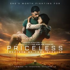 In Priceless, the first movie from Luke and Joel Smallbone, the brothers known for their Grammy Award-winning music as for KING & COUNTRY tackle a topic that really needs more attention: human trafficking and modern-day slavery. The film looks very well produced and I can't wait to see it. Inspired by true events, PRICELESS is the powerful…