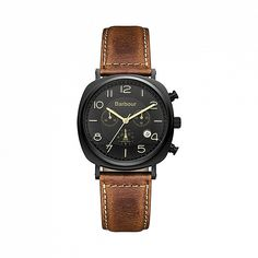 New Barbour Watches