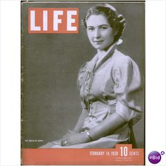 US MAGAZINE LIFE FEB 14 1938 Tilleys of Sheffield
