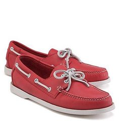 What's a sailor without boat shoes?