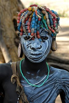 Beads, amazing adornment