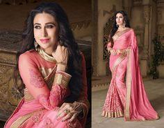 Bollywood Indian Bridal Saree Party Wear Pakistani Lehenga Ethnic Wedding Sari Pakistani Lehenga, Indian Bridal Sarees, Ethnic Wedding, Wedding Sari, Festival Wear, Party Wear, Bollywood, How To Wear, Collection