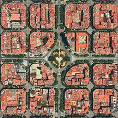 . Magazine - worldurbanplanning.com  Location   Plaza de Tetuán, Barcelona, Spain . . The now famous, but at that time radical, urban planner Ildefons Cerdà designed the grid pattern in Barcelona named Eixample. The design has long straight streets, wide avenues, and octagonal square blocks with rounded corners placed in a strict grid pattern. This has given better visibility, air and is the grand hallmark of Barcelona. . Today however, pollution and noise has increased and the city is…