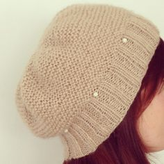 photo 3 Turban, Knitted Hats, Knit Crochet, Sewing, Knitting, Chic, Blog, Bonnets, Point