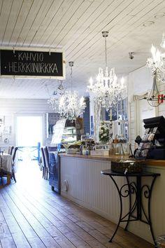 Loviisan Aitta - Finland - 2011 Martin M. Pegler Award for Visual Merchandising