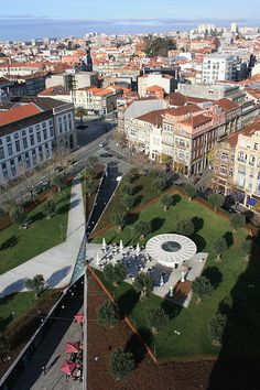Vista desde a Torre dos Clérigos www.webook.pt #webookporto #porto