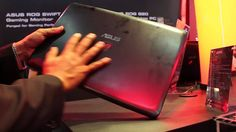 Hands-On Preview Asus G551 and G771 at computex 2014 (In-Bahasa)