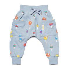 Lollipops Harem Sweatpants by Boys and Girls - Junior Edition www.junioredition.com