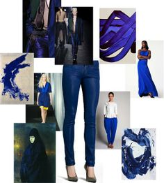 our Prussian Blue coated