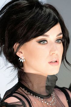 Katy Perry for Covergirl.