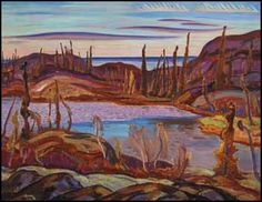Alexander Young (A.Y.) Jackson (Canadian) - Online art auction