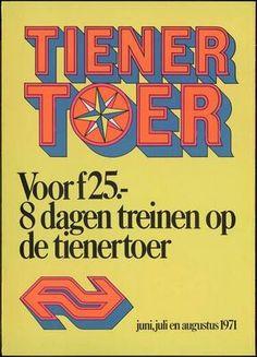 Met Tienertoer naar de Efteling, Hellendoorn en Maastricht (want dat was lekker ver weg! ;-p)